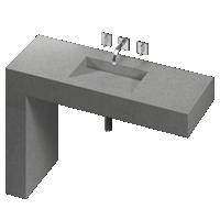 Waschbecken - Balance