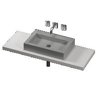 Waschbecken - Simmetry