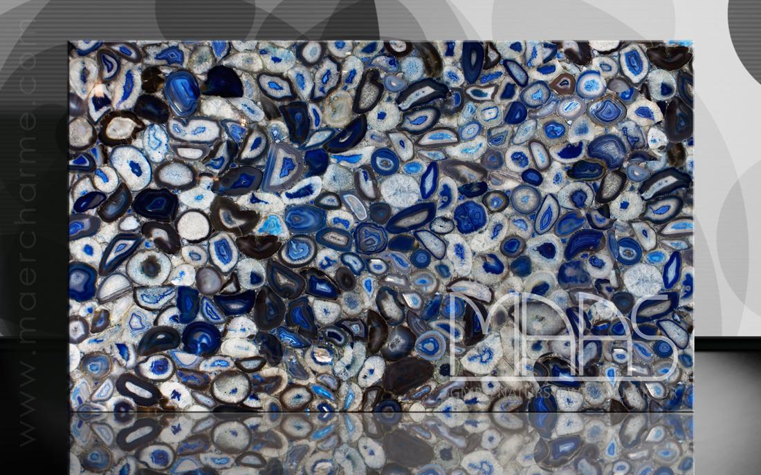 Blauer Achat 2 Fensterbänke Preise