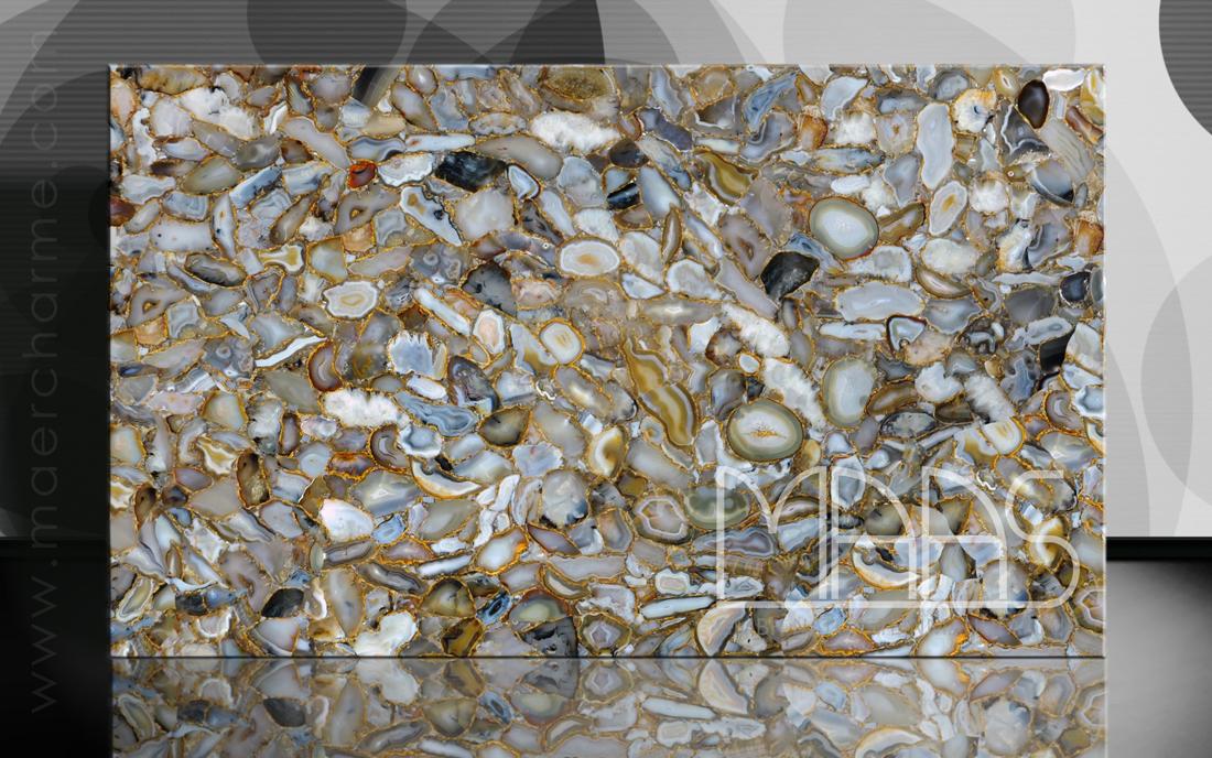 Ruban Achat mit Gold 2 Fensterbänke Preise
