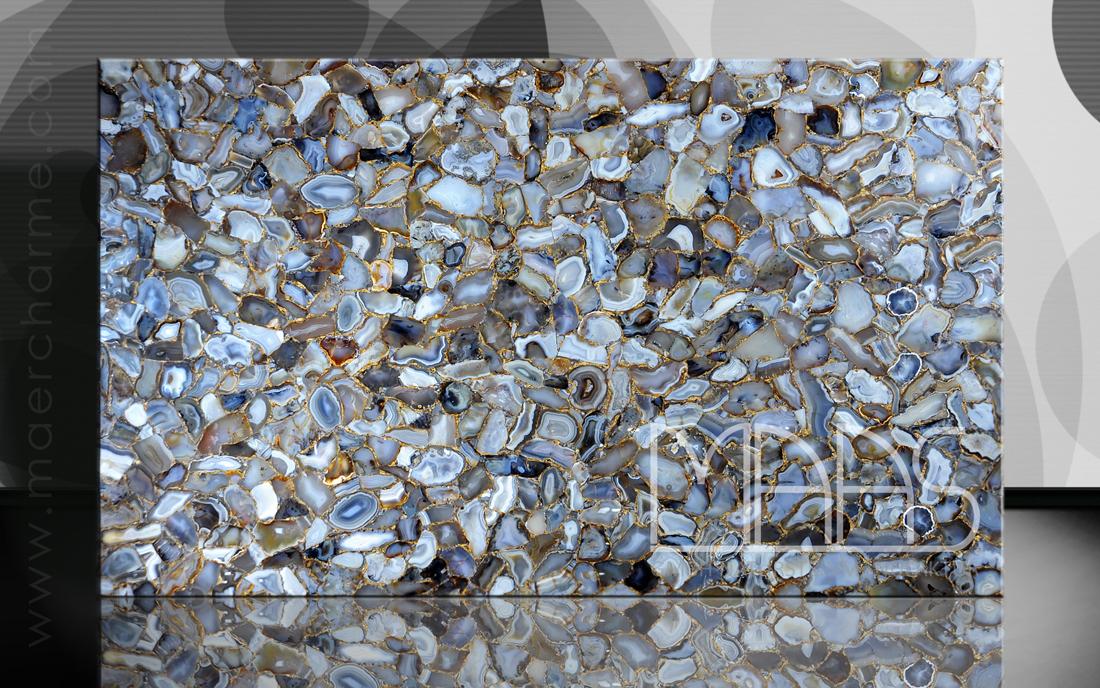 Ruban Achat mit Gold 3 Fensterbänke Preise