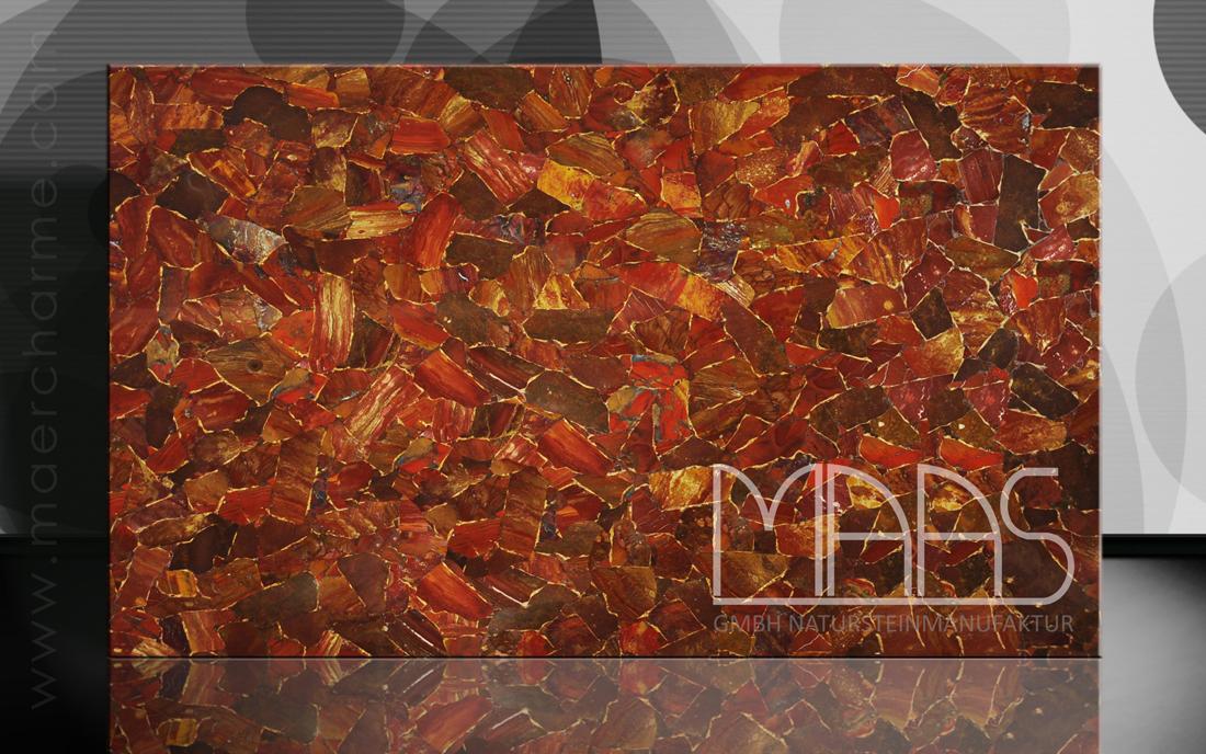 Jaspis Rouge mit Gold 4 Fensterbänke Preise