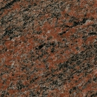 Granit - Multicolor Rot India
