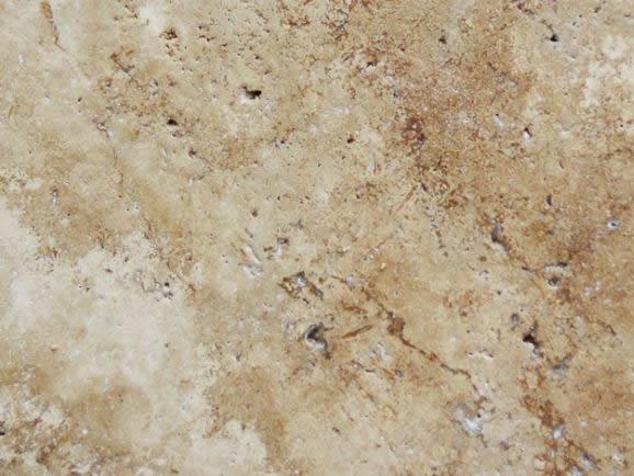 Travertin Golden Walnut C - C - Treppenanlagen zum Pauschalpreis